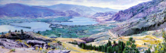 """Osoyoos Lake Panorama"""